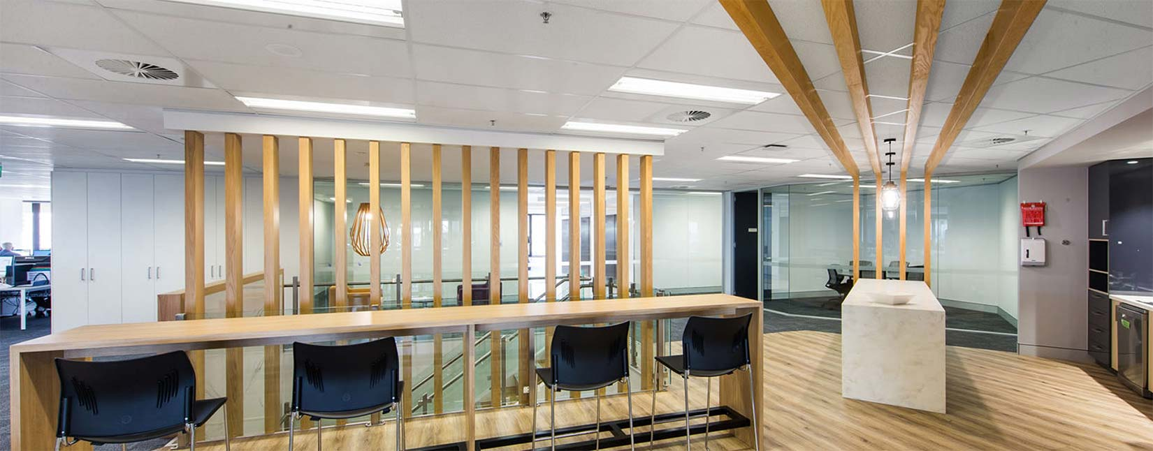 TURNKEY FIT-OUT